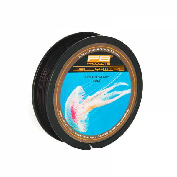 PB PRODUCTS JELLY WIRE SILT 15LB 20M