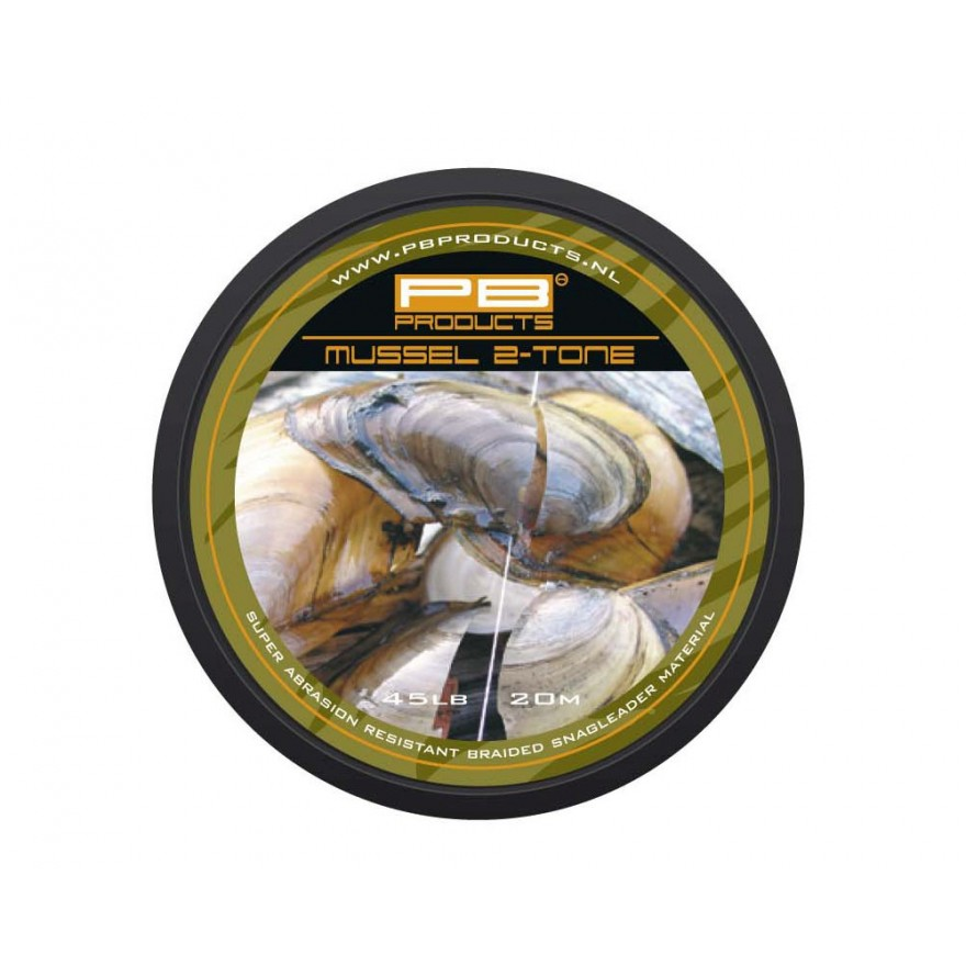 PB PRODUCTS MUSSEL TWO TONE 45LB 20M