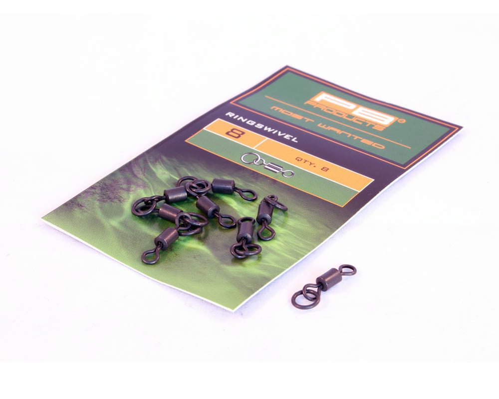 PB PRODUCTS RING-SWIVELS