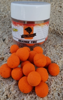 Orange fire POP